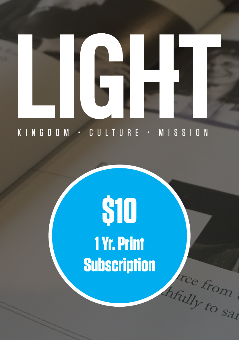 Light Magazine Subscription